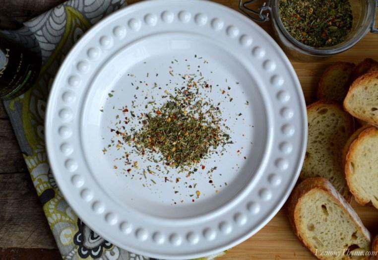 Bread Dipping Oil Herbs & Seasonings