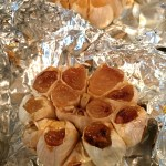 How to Oven Roast Garlic2