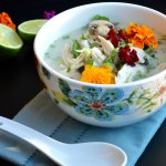 Thai Coconut Chicken Soup5