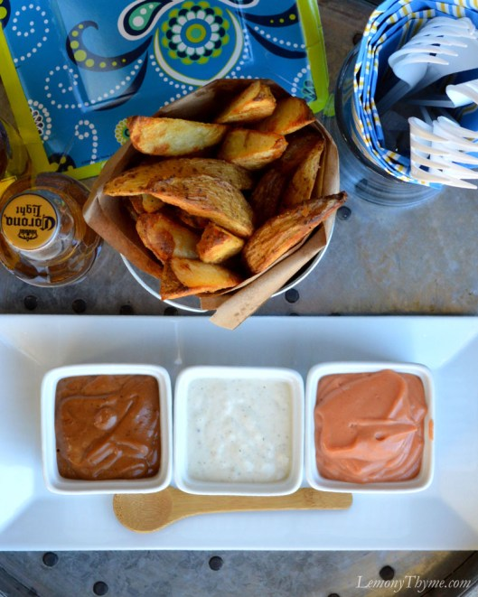 Homemade Fry Sauce ~ Three Ways