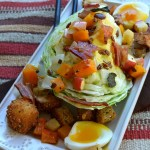 Autumn Thyme Wedge Salad4