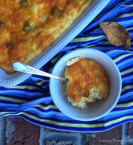 Cheesy Jalapeno Grits Casserole2