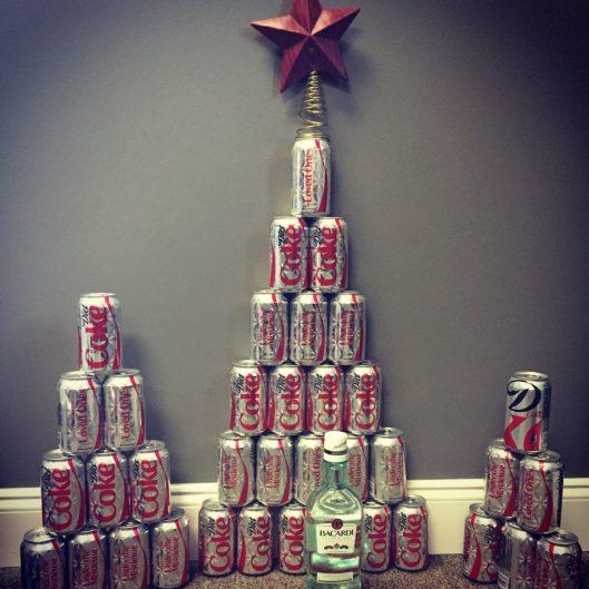 Rum & Diet Coke