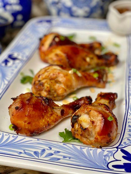 Kung Pao Chicken Drumsticks