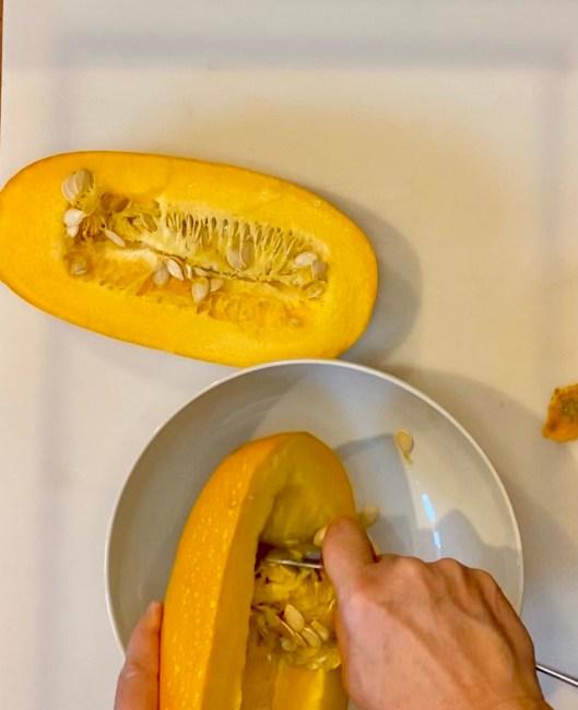 How to Cook Spaghetti Squash4