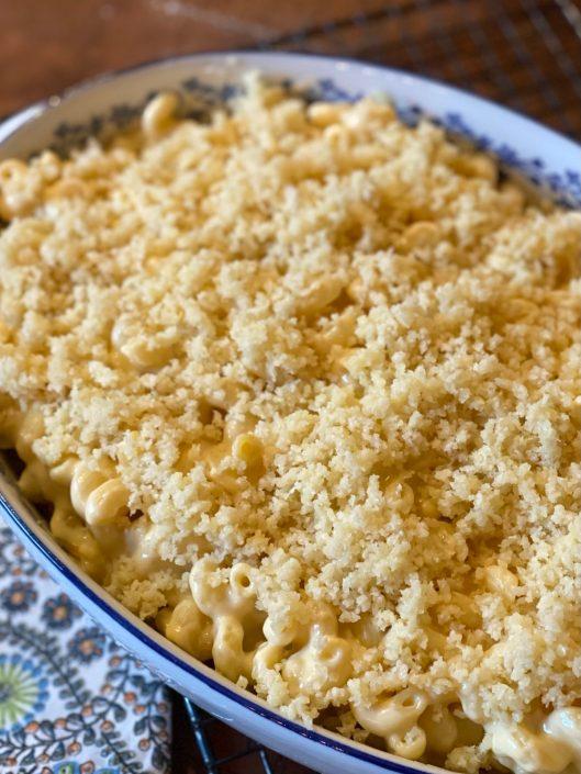 The Best Three Cheese Mac 'n' Cheese