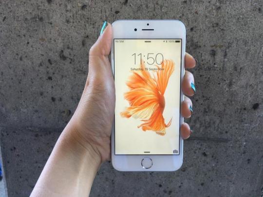 Spesifikasi iPhone 6s