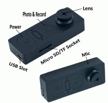 Detail Spy cam Wireless