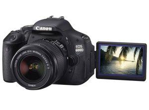 Canon EOS 600D - Harga Kamera Canon EOS 600D
