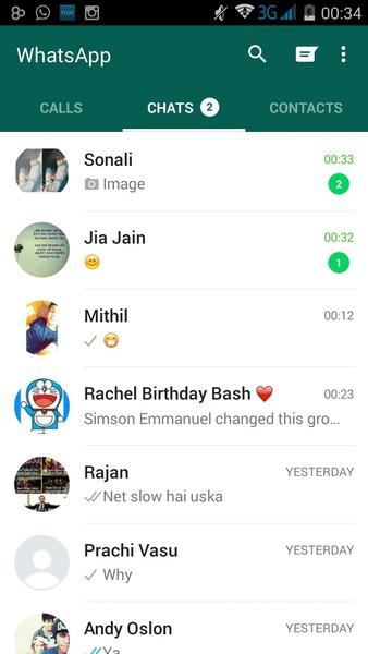 tarik pesan whatsapp