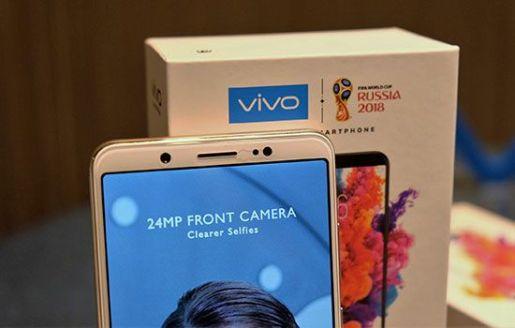 kamera vivo-v7 plus