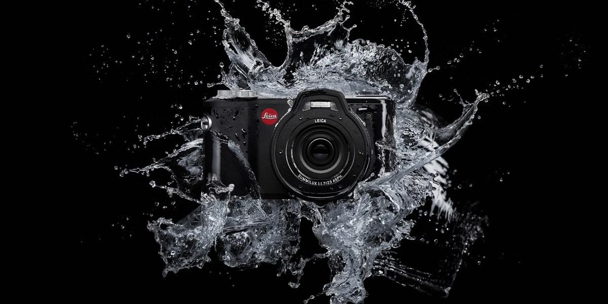 Leica vs Fuji - Le Mouching