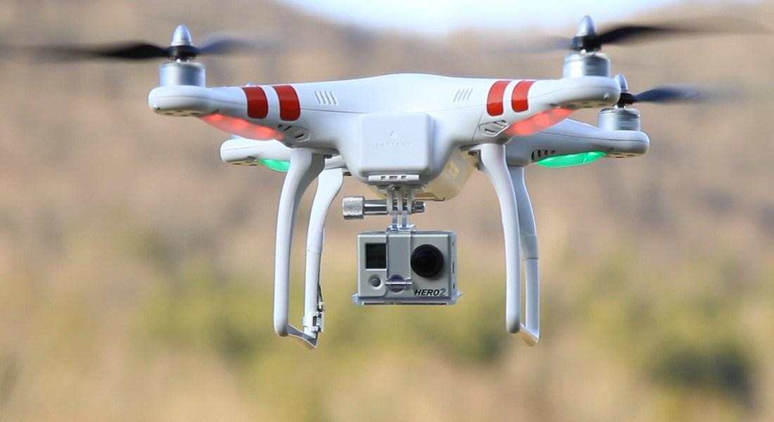 video aerienne drone