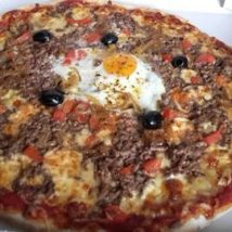 pizza kefta
