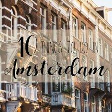 Travelguide: Amsterdam