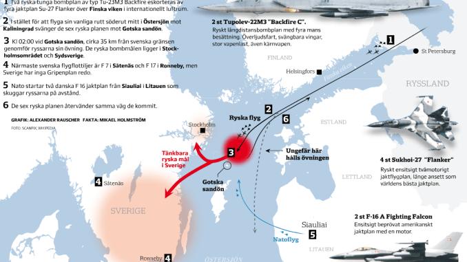 ryska bombplan a