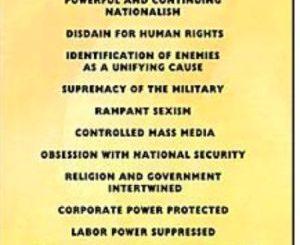 fascism e