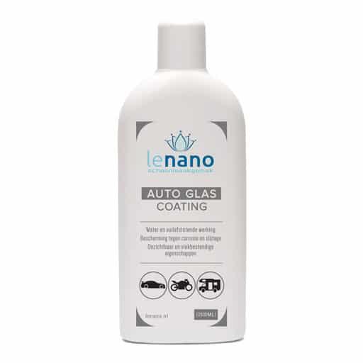 Lenano Auto Glas Nano Coating front