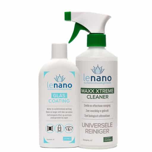Lenano Glas Nano Coating Set