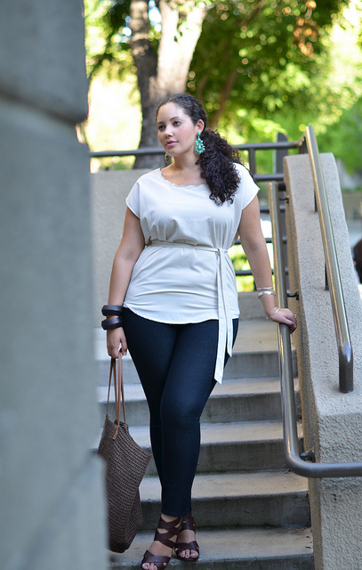 Casual-Chic Style: Two Steps to Look More Chic – Lena Penteado