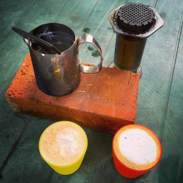 Coffee ready ☕️