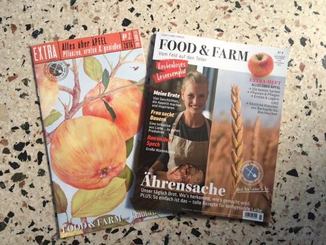 Food & Farm Zeitschrift