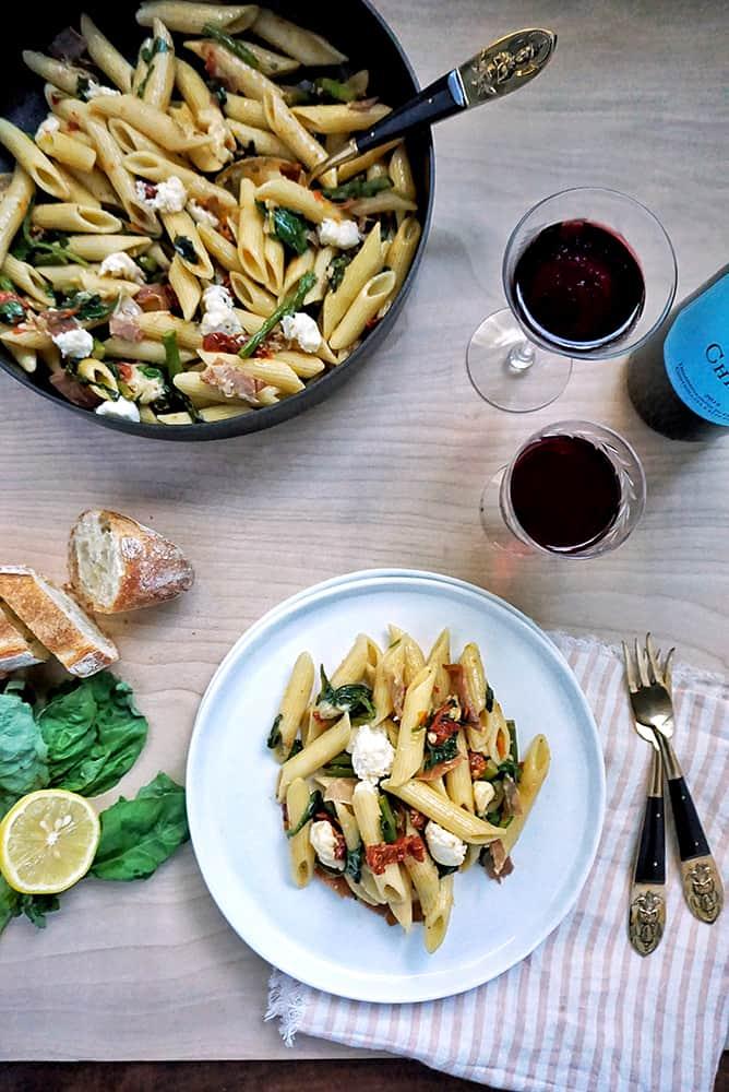 one pan pasta_lenaskitchen_final2
