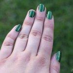 Faby Glittering Chlorophyll Nail Polish