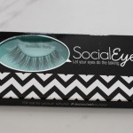 Social Eyes Lashes Review & tips to apply false eyelashes