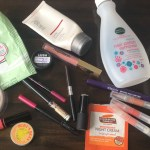 November and December empties