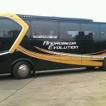 Bus pariwisata Andromeda