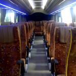 Bus Pariwisata Andromeda Jakarta