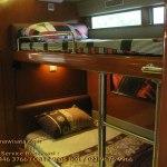 Luxury Bus AMTrans (Bedroom)