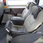 Interior Bus Pariwisata - Trac