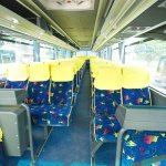 Interior Bus Surya Putra