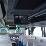 Bus Pariwisata Bluestar - Interior