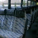 Bus Pariwisata CityMiles- Interior