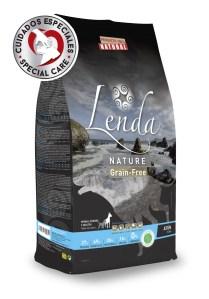Comida perros Nature Grain Free Atún