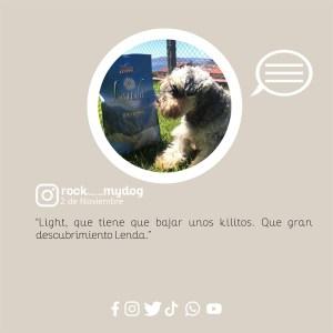 Opinión pienso perros light