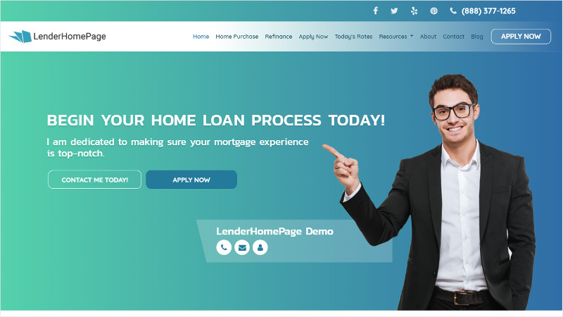 02/08/2021· get 639 business broker website templates on themeforest. Mortgage Website Templates Responsive Templates For Mortgage Web Sites Lenderhomepage Com
