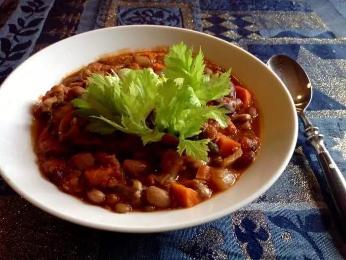 Chiligryde med linser – Chili sin Carne