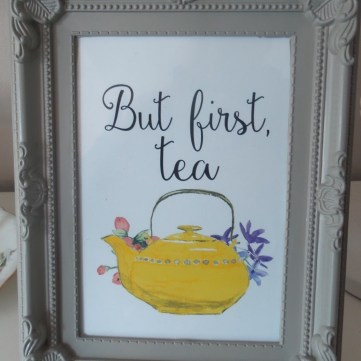 If I could cross stitch, I'd make one for my mum ;-)