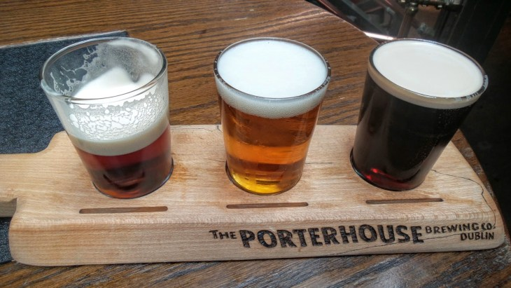 Porterhouse beer