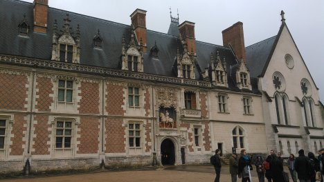 Chateau of Blois