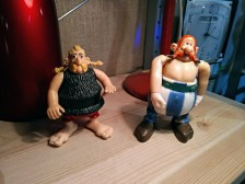 The Obelix I bought was much more Obelix-like than this figurine.