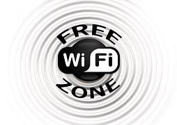 Wifi, Réseau, Gratuit, Accès