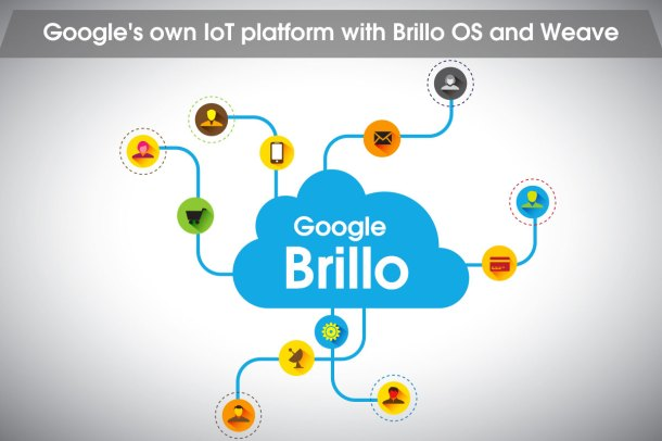 Android Things : Google à l'attaque des objets connectés