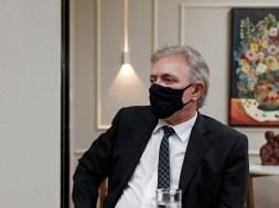 Conselheiro Ouvidor-Geral do TCE-MT – Antonio Joaquim