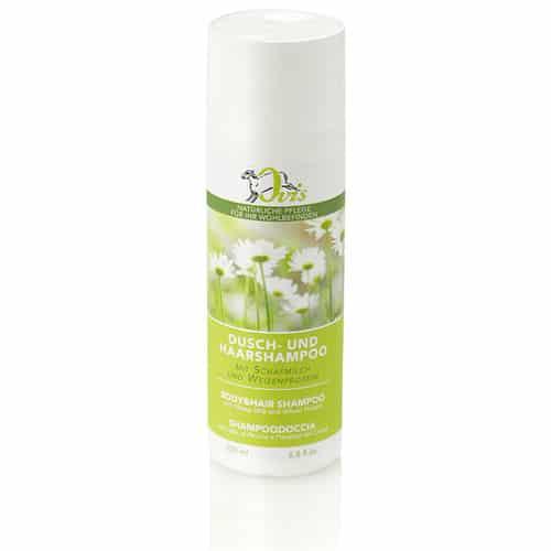 Ovis Dusch- u. Haarshampoo Wiesenduft 200 ml