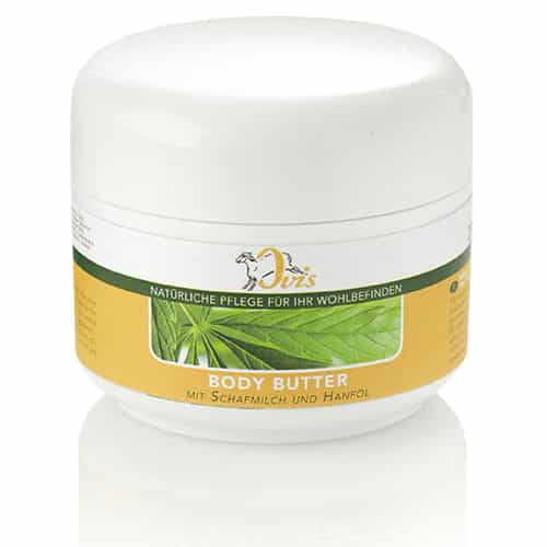 Ovis Body Butter Hanföl 250 ml